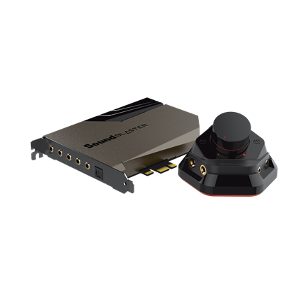 Sound Cards | Elevating the standard of PC audio to new heights with