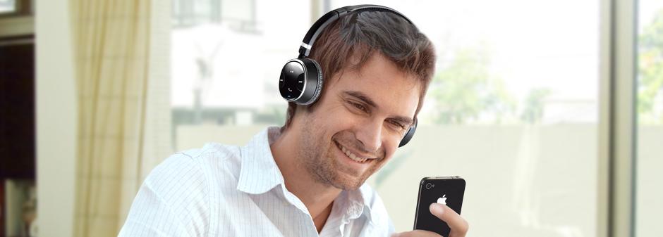 3bbf5b877fb WP-350 Wireless Bluetooth Headphones with Mic - Creative Labs (Asia)
