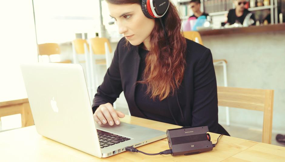 Sound Blaster E5 - - Creative Labs (Asia)