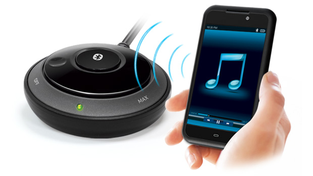 Wireless audio at your convenience