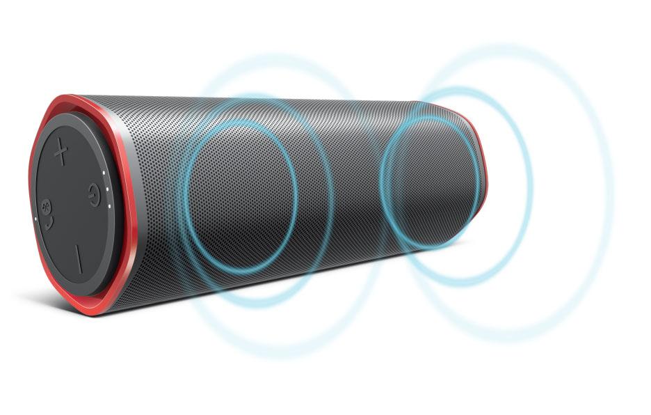 Sound Blaster FRee – Multifunctional Portable Bluetooth