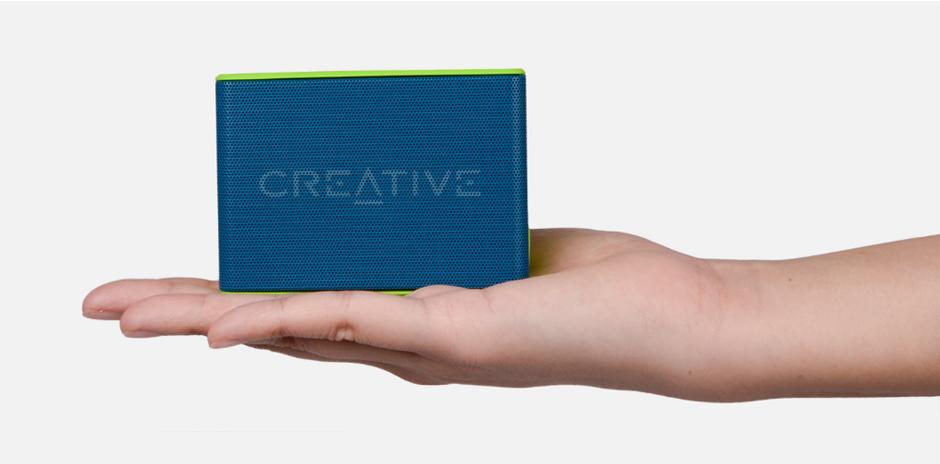Aspectos destacados de la Serie Creative Muvo 2