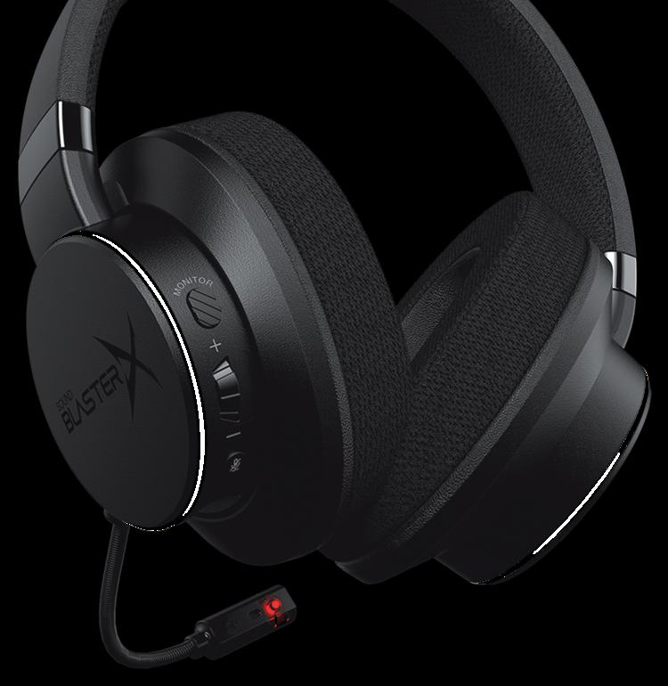 Sound BlasterX H6 USB Gaming Headset