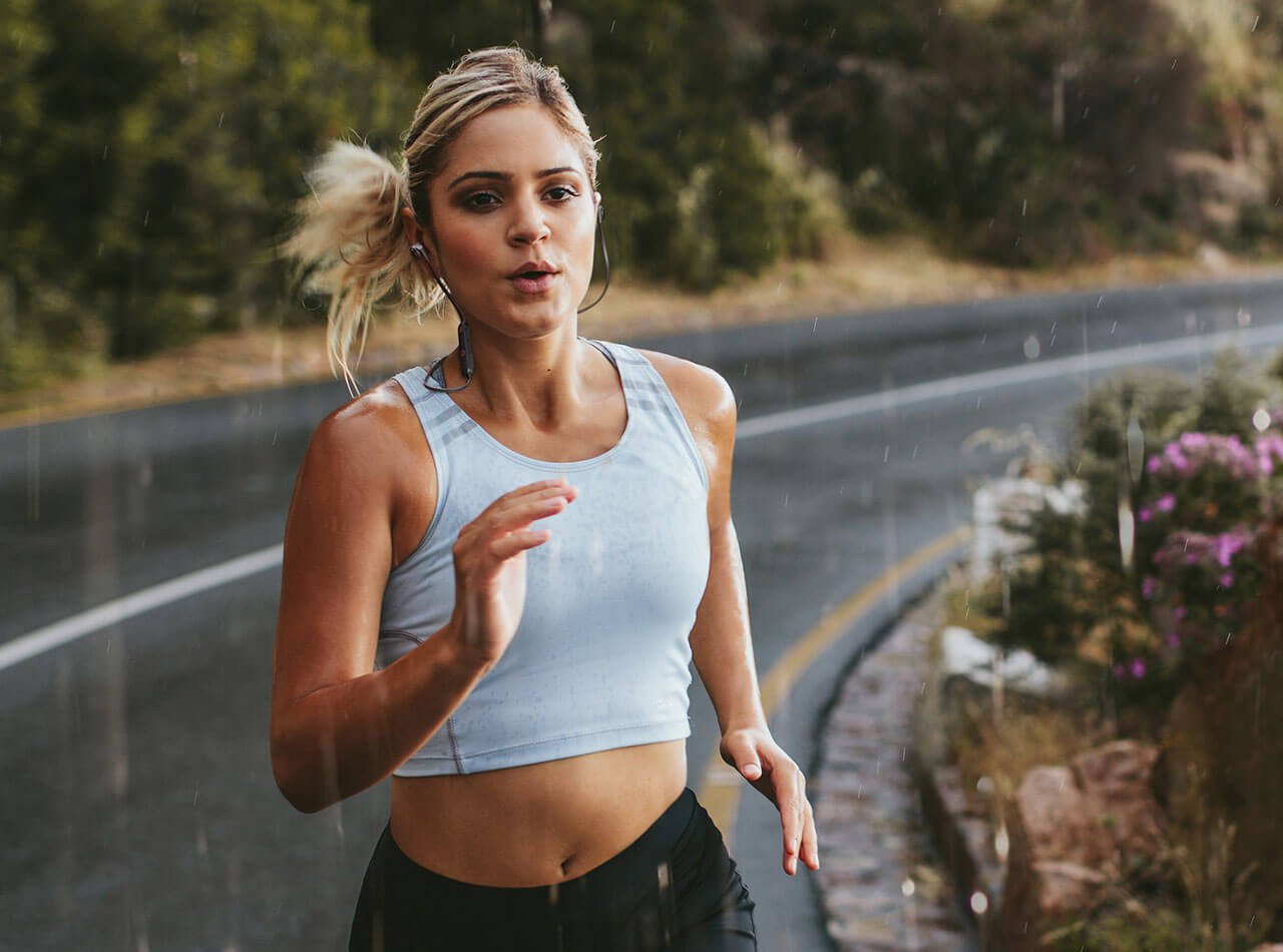 HIGH PERFORMERS WITH ACTIVE LIFESTYLE; MARATHONERS, GYM AND FITNESS ENTHUSIASTS