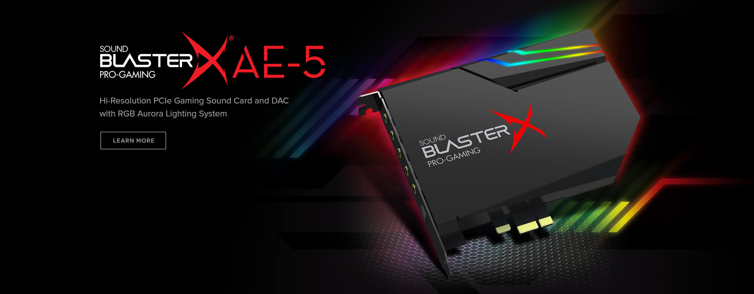 Sound Blaster Sound Cards, Gaming Headsets, Sound BlasterAxx